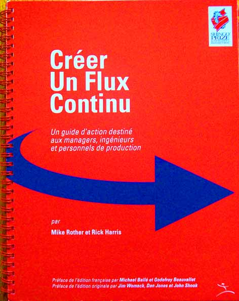 Creer Un Flux Continu traduction lean campus expert et formateur lean manufacturing